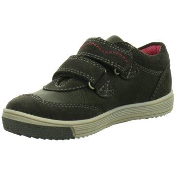 Indigo Sneaker Low schwarz