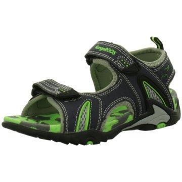 KangaROOS Offene Schuhe schwarz