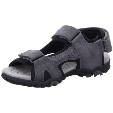 Montega Offene Schuhe grau