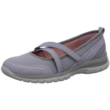 Supremo Komfort Slipper grau