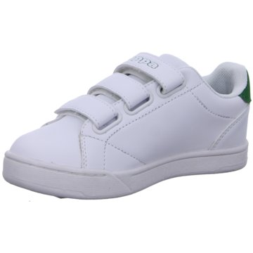 Kappa - 260465K,WHITE/GREEN -