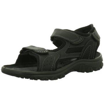 Montega Outdoor Schuh schwarz