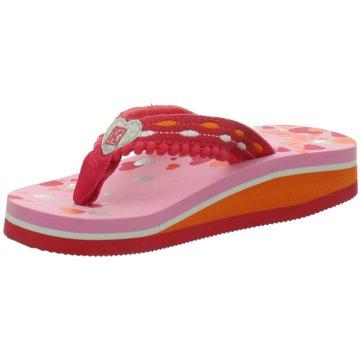 Hengst Footwear Offene Schuhe rot