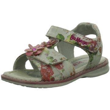Quickly Offene Schuhe bunt