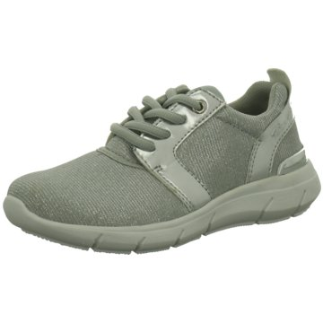 Tom Tailor Sneaker Low silber