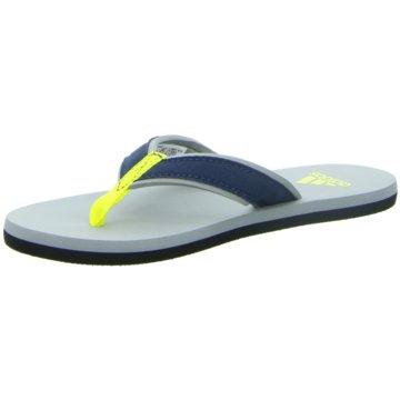 adidas Offene SchuheBeach Thong K blau