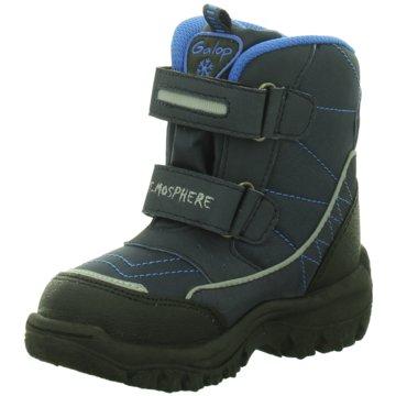 Hengst Footwear Klettstiefel blau
