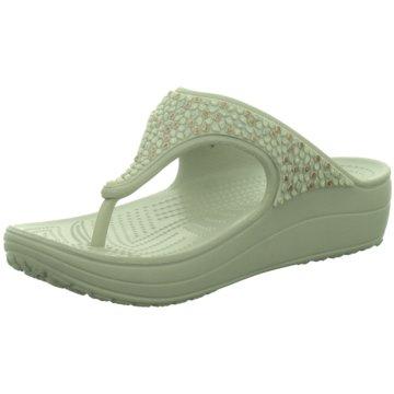 CROCS Offene Schuhe weiß