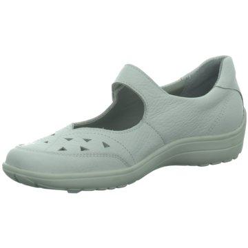 Longo Komfort Slipper weiß