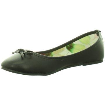 Pep Step Klassischer Ballerina schwarz