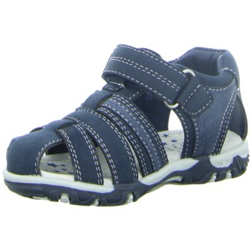 Quickly Sandale blau