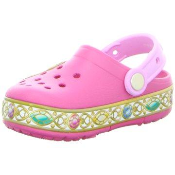 CROCS SandaleCB Disney Princess Lts Clog K pink