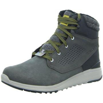 Salomon Sneaker High grau