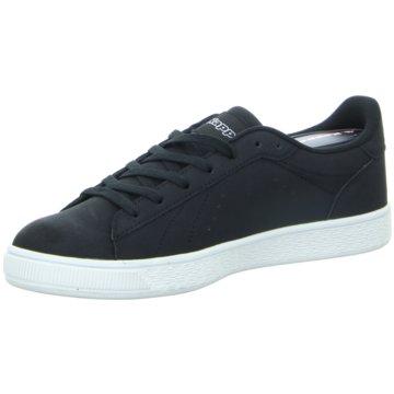 Kappa Sneaker LowMESETA schwarz