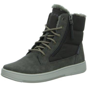 Esprit Sneaker HighDesire Bootie grau