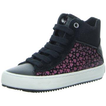 Geox Sneaker HighKalispera schwarz