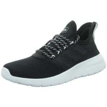 adidas Sneaker LowCloudfoam Lite Racer Reborn Women schwarz