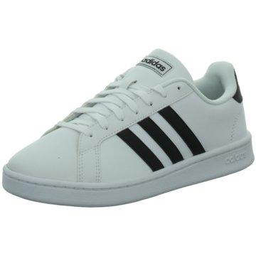 adidas Sneaker LowGrand Court Women weiß