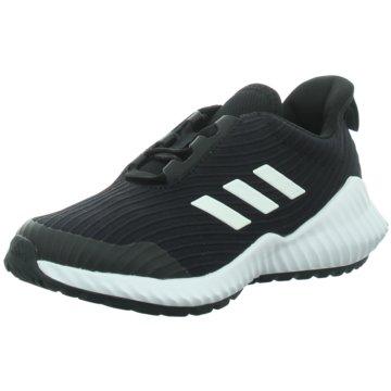 adidas Sneaker LowFortaRun K schwarz