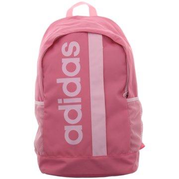 adidas TagesrucksäckeLIN CORE BP - DT8619 rosa