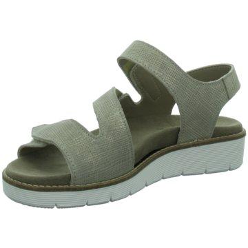 Longo Komfort Sandale grau