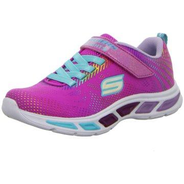 Skechers Sneaker LowLITEBEAMS - GLEAM N' DREAM - 10959N NPMT pink