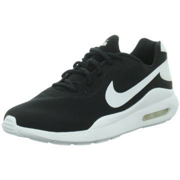 Nike - NIKE AIR MAX OKETO,BLACK/WHITE -