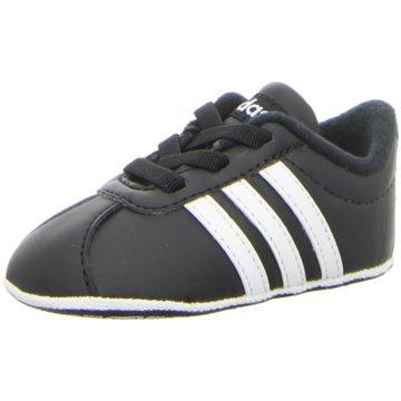 adidas Sneaker LowVL COURT 2.0 CRIB - EE6911 schwarz