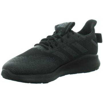 adidas Core Running schwarz