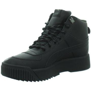 Puma Sneaker LowTarrenz SB PureTex schwarz