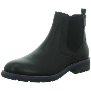 Pikolinos Chelsea Boot schwarz