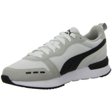 Puma Sneaker Low R78 - 373117 weiß