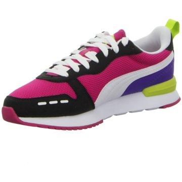 Puma Sneaker Low pink