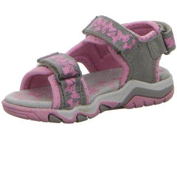 Salamander Offene Schuhe rosa