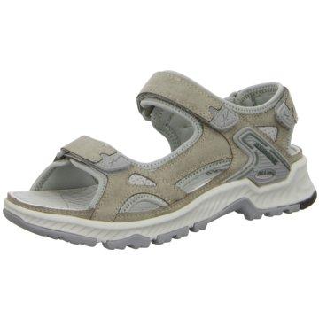 Allrounder Komfort Sandale beige