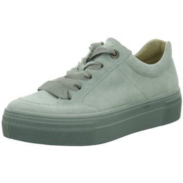 Legero Sneaker LowLima grün