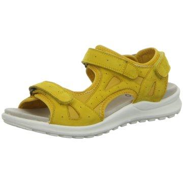 Legero Komfort SandaleSandale gelb