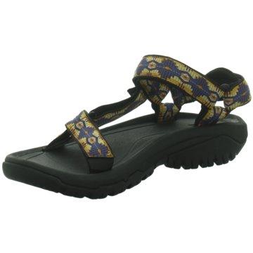 Teva Outdoor Schuh gelb