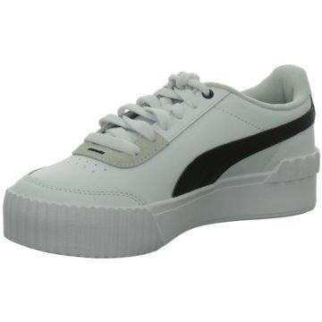 Puma Sneaker LowCARINA LIFT - 373031 weiß