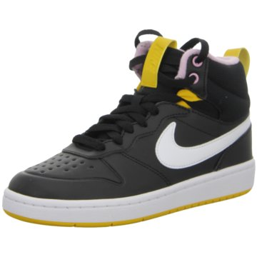 Nike Sneaker LowNike Court Borough Mid 2 Boot Big Kids' Shoe - BQ5440-003 -