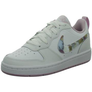 Nike Sneaker LowNike Court Borough Low 2 Big Kids' Shoe - CK5426-100 -