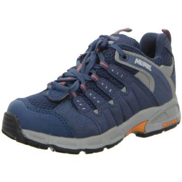 Meindl Wander- & BergschuhSnap Junior - 2046 blau