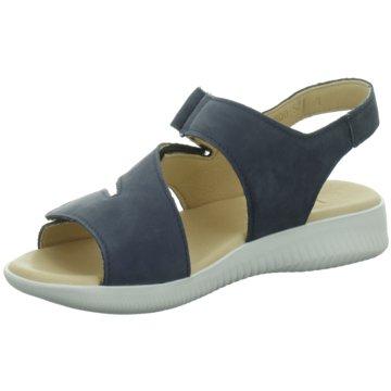 Superfit Komfort SandaleFantastic blau