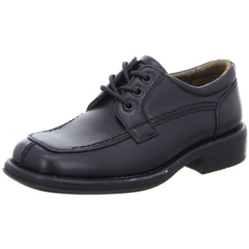 Montega Shoes & Boots Schnürschuh schwarz