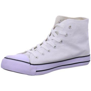 Fight Sneaker High weiß