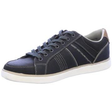 Montega Shoes & Boots Sneaker Low schwarz