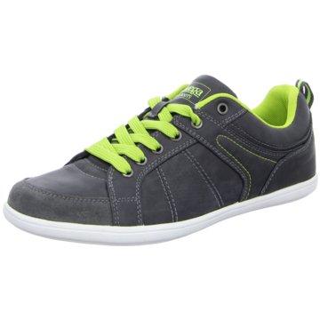 Montega Shoes & Boots Sneaker Low grau