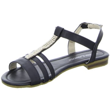 Pep Step Sandale schwarz