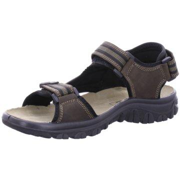 Montega Shoes & Boots Sandale braun