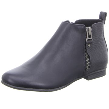Pep Step Ankle Boot schwarz